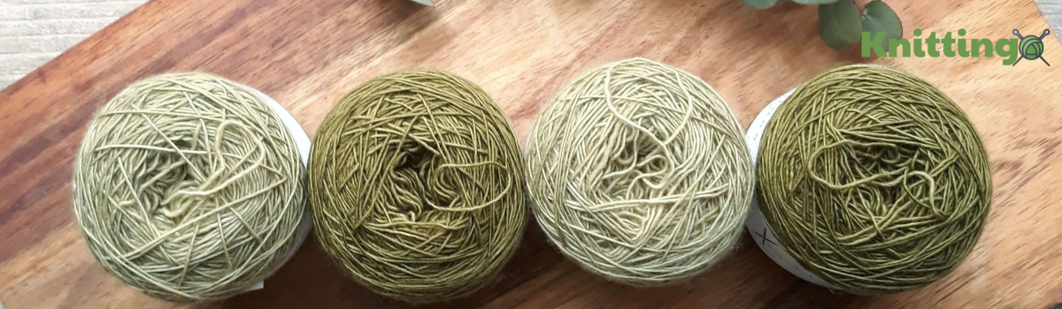 Double Knit VS 4-Ply Yarn