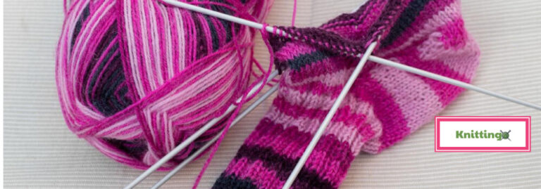 Is Knitting Socks Hard?