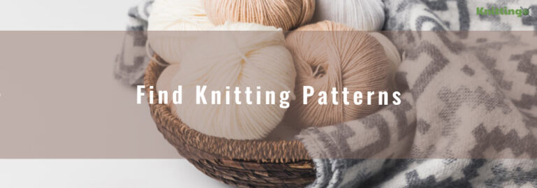 Where can I Find Knitting Patterns?
